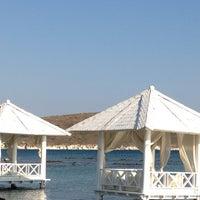 Das Foto wurde bei Alaçatı Beach Resort von Deniz Y. am 7/31/2012 aufgenommen