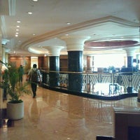Photo taken at Sheraton Surabaya Hotel & Towers by Arief M. on 5/29/2012