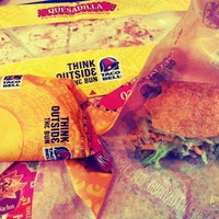 Photo taken at Taco Bell by KiwiKiwi I. on 2/27/2012