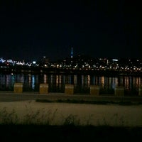Photo taken at Han River by 두리 썬. on 5/21/2012