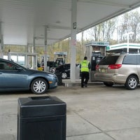 Photo taken at Hess Express by Lou N. on 4/14/2012