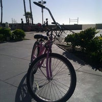 Photo taken at Hermosa Cyclery by Anissa on 6/7/2012