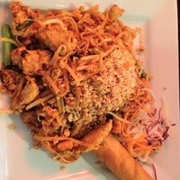 Photo taken at Koi Sushi and Thai by Ye W. on 5/4/2012