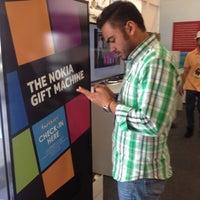 Photo taken at Nokia Gift Machine @ App Campus – Disrupt San Fran by Diosnegro A. on 6/20/2012