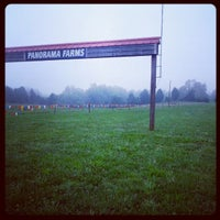 Photo taken at Panorama Farms Cross Country Course by Marshall M. on 8/21/2012