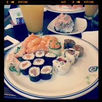 Photo taken at Matsu Japanese Food | 松 by Julia M. on 4/22/2012
