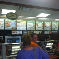Photo taken at Subway by Hal L. on 8/13/2012