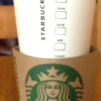 Photo taken at Starbucks by Luanne K. on 4/5/2012