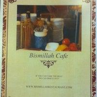 Photo taken at Bismillah Cafe by DJ Scoop on 2/21/2012