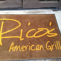 Photo taken at Rico'S American Grill by Remo S. on 8/20/2012