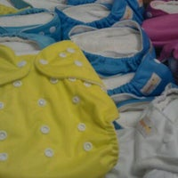 Photo taken at Diaper Junction by Julie C. on 2/23/2012