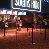 Photo taken at Apollo Kino Solaris by Veronika L. on 7/25/2012