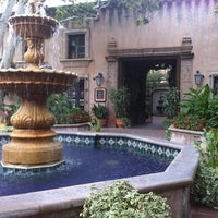 Photo taken at Tlaquepaque by Steven E. on 8/12/2012