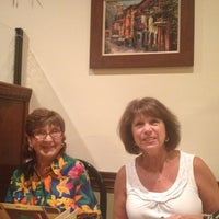 Photo taken at Mauro's Ristorante & Louge by Alexa R. on 7/10/2012