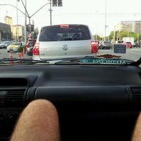 Photo taken at Avenida Santos Dumont by Leandro R. on 2/28/2012