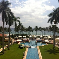 Photo taken at Grand Wailea, A Waldorf Astoria Resort by T D. on 5/23/2012