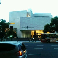 Photo taken at Museo de Arte Latinoamericano de Buenos Aires (MALBA) by Rokku S. on 5/7/2012