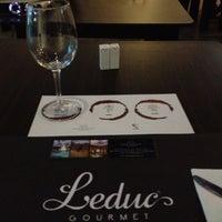 Photo taken at Leduc Gourmet by Felipe A. on 6/8/2012