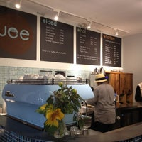 Photo taken at Joe the Art of Coffee by stephanie on 4/5/2012