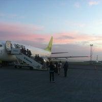 Photo taken at Terminal D by Vladimir B. on 8/5/2012