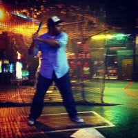 Photo taken at Sluggers World Class Sports Bar and Grill by Brad S. on 7/3/2012