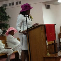 Photo taken at Murchison Temple CME Church by Marquise H. on 6/3/2012
