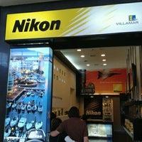 Photo taken at Nikon Villamar by Cricac T. on 3/3/2012