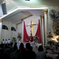 Photo taken at Igreja Nossa Senhora do Perpetuo Socorro by Allexander S. on 7/1/2012