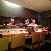 Photo taken at Blue Ribbon Sushi Bar & Grill by Allison G. on 2/15/2012