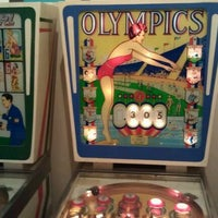 Photo taken at Pacific Pinball Museum by Adrian G. on 3/25/2012