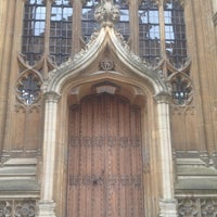 Photo taken at Bodleian Library by animated Y. on 8/21/2012