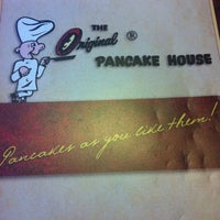 Photo taken at Original Pancake House by Kathryn M. on 5/9/2012