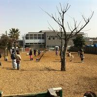 Photo taken at DOG PARK B-Wood by Nobuyuki O. on 3/20/2012