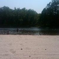 Photo taken at Walnut Creek Park by Michelle on 6/29/2012