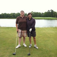 Photo taken at Crosswinds Golf Club by Janine on 6/16/2012