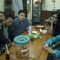 Photo taken at Soto Kudus Garuda by Udie D. on 3/15/2012