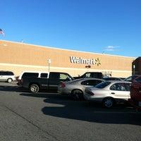 Photo taken at Walmart Supercenter by Clint B. on 2/11/2012