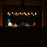 Photo taken at Buckhead Theatre by Mikayla S. on 6/8/2012