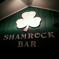 Photo taken at Shamrock Bar & Grille by Tim W. on 9/9/2012