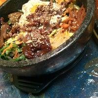 Photo taken at Hon Korean Restaurant by Jessi Q. on 2/26/2012