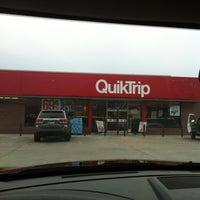 Photo taken at QuikTrip by Shauna S. on 5/30/2012