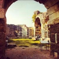 7/30/2012 tarihinde Bogd B.ziyaretçi tarafından Milet'de çekilen fotoğraf