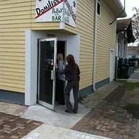 Photo taken at Domilise's Po-Boys by Rob H. on 2/15/2012