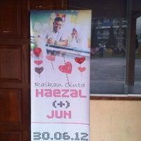Photo taken at Dewan Serbaguna Dato' Ahmad Razali by kai on 6/30/2012