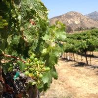 Das Foto wurde bei Orfila Vineyards and Winery von David L. am 6/3/2012 aufgenommen