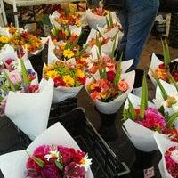 Photo taken at West Seattle Farmers Market by Estella P. on 7/8/2012