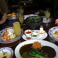 Photo taken at Colibrí Mexican Bistro by Nina on 2/26/2012