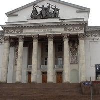 4/18/2012 tarihinde Максим Д.ziyaretçi tarafından Дворец на Яузе'de çekilen fotoğraf