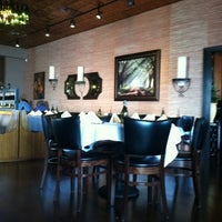 Photo taken at Mo'Cara Fine Southern Dining by Daniel P. on 7/24/2012