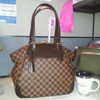 Photo taken at Louis Vuitton by Cevin 7. on 4/14/2012